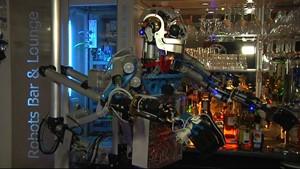 Robots Bar und Lounge Ilmenau