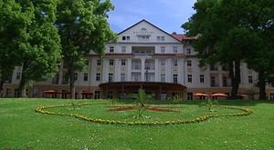 Kulturhotel Kaiserhof in Bad Liebenstein