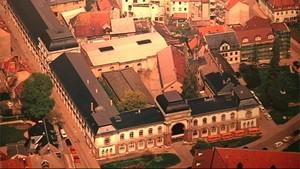 Das Gestapo-Gefängnis im Marstall Weimar