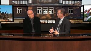 Bodo Ramelow interviewt auf salve.tv Dr. Volkhard Knigge