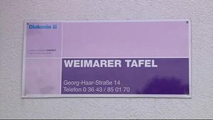 Die Weimarer Tafel
