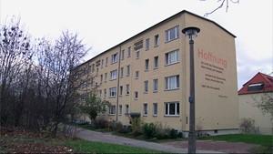 Das Obdachlosenhaus Hoffnung