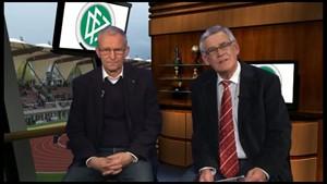 Sporttalk vom 18.11.2013 - Deutscher Fussball Bund