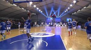 Heimspiel Oettinger Rockets Gotha gegen Finke Baskets Paderborn