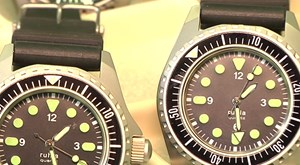 Gardé Uhren aus Ruhla