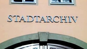 Neuerwerbungen im Stadtarchiv Weimar