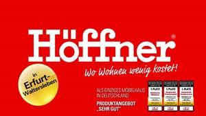 Werbespot HOEFFNER PROZENTE