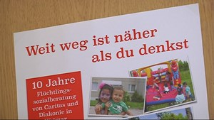 Das Asylbewerberheim Weimar