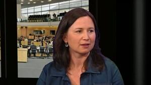 (vor der Wahl) Thüringen Wo?..! - Anja Siegesmund - Fraktionsvorsitzende der Grünen im Thüringer Landtag
