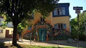 Das Kinderhaus Weimar bei der Klassik Stiftung