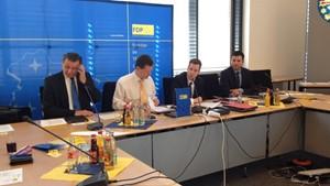 Fraktionsvorsitzenden Konferenz in Erfurt