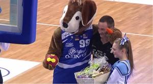 Heimspiel Oettinger Rockets Gotha gegen Heidelberg