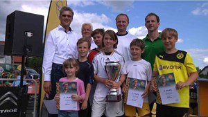 Zweiter OPEL Family Cup