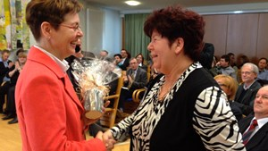 Evemarie Schnepel geht in Ruhestand