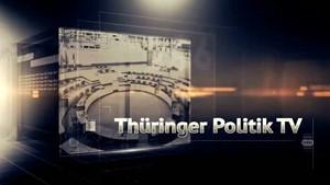 SENDUNG 3: Thüringer Politik TV (Thema heute Ramelow & Co, Umfrage)