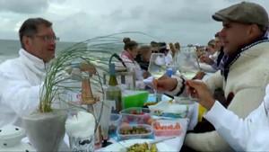 1. White Dinner - Sylt 1 - Deutschland lokal Juli 2015