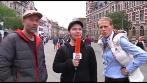 Anja und Peter - Das stumme Interview