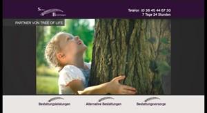 Tree of life - innovative Naturbestattung bei »Sieber Bestattungen SB OHG«