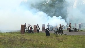 Völkerschlacht nachgestellt- InfoTV Leipzig - Deutschland lokal Oktober 2015