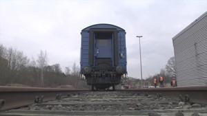 Neue OKW-Transportanhänger von RDC - Sylt1 - Deutschland lokal Dezember 2015