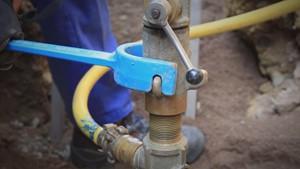 Herstellung eines Trinkwasser-Hausanschlusses - Teil I