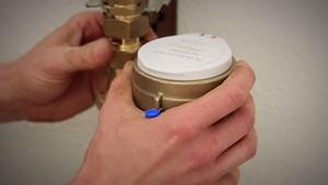 Herstellung eines Trinkwasser-Hausanschlusses - Teil II