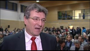 Lauinger trifft auf Sonneberger Widerstand - SRF - Thüringen.TV