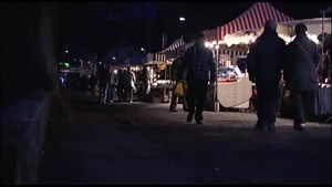 Kalter Markt in Römhild - SRF - Thüringen.TV