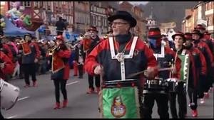 Karneval in Wasungen - SRF - Thüringen.TV