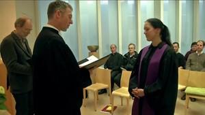 Krankenhausseelsorgerin in Amt eingeführt - Jena TV - Thüringen.TV