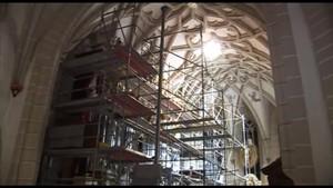 Bauarbeiten an Schlosskirche - AltenburgTV - Thüringen.TV