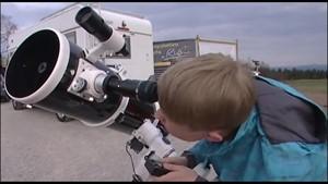 Sternenbeobachtung in der Rhön - SRF - Thüringen.TV
