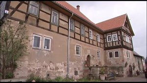 Sanierung des Rußwurmschen Herrenhauses - SRF - Thüringen.TV