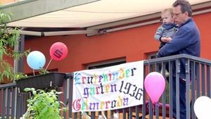 Jubiläumsfeier 80 Jahre HTG-Kita Gelmeroda