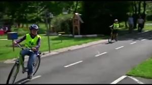 Europäischer Tag des Fahrrads