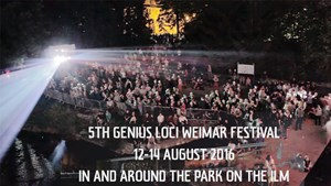 Genius Loci Weimar 2016