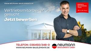 Neumann Bauelemente - Vertriebsmitarbeiter