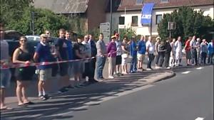 Die längste Menschenkette - SRF - Thüringen.TV