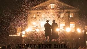 Die Eröffnungsfeier der Kunst Fest Weimar -2016