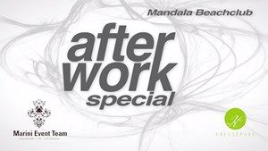 After Work Special im Mandala Beachclub Erfurt