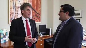 Jenaer Delegation in US-Partnerstadt Berkeley