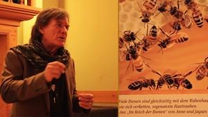 Tom Blue Wolf Ein Bienenwächter