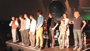 »Winnetou360«  Fulldome Theater im Planetarium