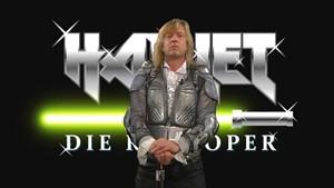 Prinz Hamlet rockt salve.tv
