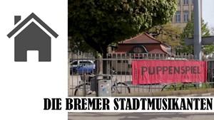 DIE BREMER STADTMUSIKANTEN- Ausschnitt