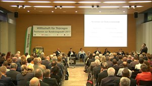 TA-Wahlforum in der IHK Erfurt - Der Nachbericht