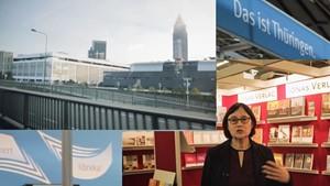 Thüringer Verlage auf der Buchmesse in Frankfurt