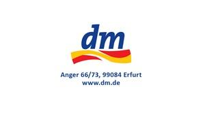 Großer Ausverkauf in Erfurter dm Filiale am Anger