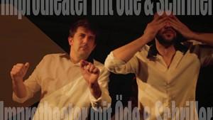 Improtheater mit Öde & Schriller