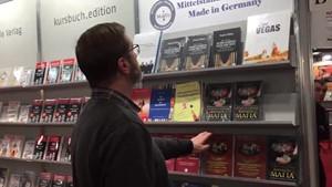 Thüringer Vertreter auf der Leipziger Buchmesse